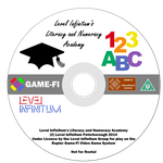 Literacy and Numeracy Academy Disk by LevelInfinitum