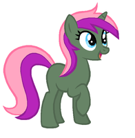PONY ADOPTABLE (( ADOPTED )) by JenniferGerbil123