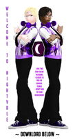Our Darling Radio Personality Cecil (DOWNLOAD~!) by KamaNoTenshi