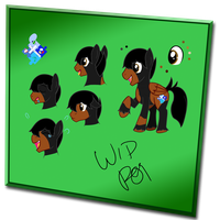 Birthday Ref Page: Phil's Bro 2014 by philsterman