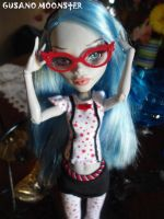 Ghoulia Yelps Dead Tired by GusanoMoonster