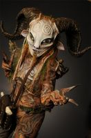 The Faun Cosplay 03 by shinigami714