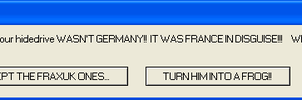 England's Worst Error Message 2 by frostysnowman94