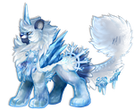 Jack Frosted Rare!Event DandyLyon Auction [ENDED] by AdorkableMarina