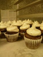 Oreo Chocolate Chip Cupcake by YourPersonalChef