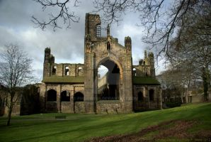 Kirkstall Abbey, Leeds by PhilipWebb
