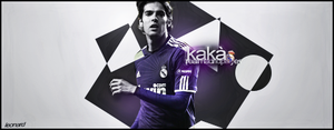 Ricardo Kaka No texture No brush by LeonardSG