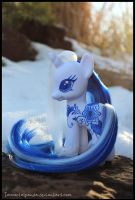 Styling Sized Delft MLP by ImmortalPanda