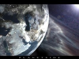 Planetside - Earth by s1dc
