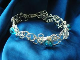(Bracelet) a piece of the sea by Tegero