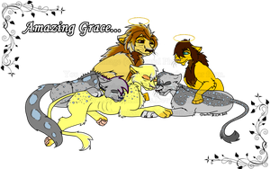 Amazing Grace Part 1 of 5 by KatWithKnives