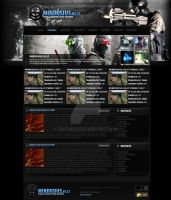 Mindosius.us.lt - Counter strike servers by 42studio