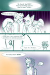When your friends are in a fandom that you're not. by Darkspines-00