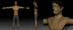 Main Character WIP1 by Axoll