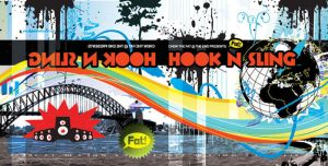 Hook N Sling Compilation CD by fifties