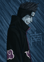 Kisame by frostious