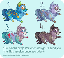 Batch1 (50 points only) by jennawing