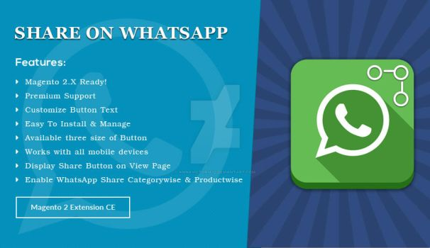 Share WhatsApp - Magento 2 Extension by AnnaVictoria12