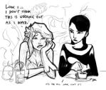 Inque and Ivy by MK01