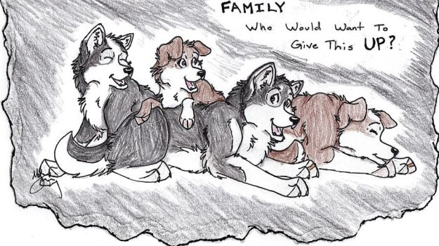 Family by KaoxBooth