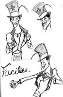 Dr. Facilier by Aneru