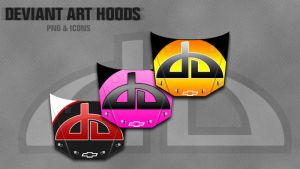 Deviant Art NASCAR HOOD ICONS by stunod91