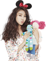 Bora (SISTAR) PNG Render by classicluv