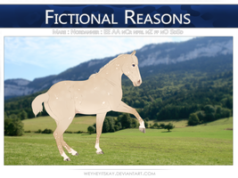 8045 BR Fictional Reasons by bedfordblack