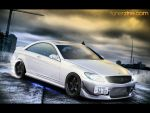 JDM Mercedes CL Class by EvolveKonceptz