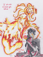 Aradia and Sollux: No Blame by ToxieKat