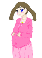 Remake-Pregnant May by Anime210freak