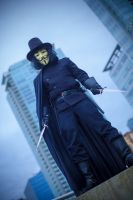 V for Vendetta: FREEDOM! FOREVER! by Kenshiro-FDP