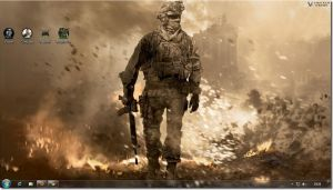 Call of Duty MW 2 Theme by iDR3AM