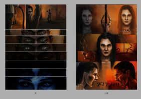 Graphic Novel Page Setup2 by tskov