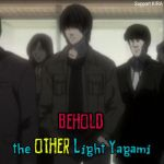 The OTHER Light Yagami by Support-KIRA