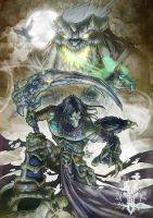 Darksiders 2 by Vinz-el-Tabanas