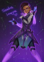 Sombra love you by MICE-KING