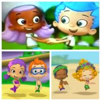 Bubble Guppies Couples by EmoInuyasha