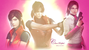 Claire Redfield Wallpaper by ll-SleOn-ll