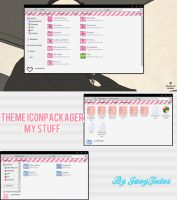 Theme For IconPackager-My Stuff by JaviiTutos