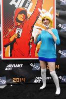 Fiona Cosplay (SDCC 2014) by makepictures