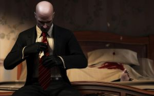 Hitman by Paullus23
