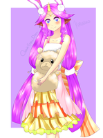 Art Trade: China girl doll by Kurumiko13