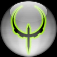 Silver Aqua Quake 4 Icon by rontz