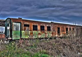 Rust and Old by mariustipa