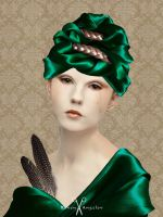 La Fee Verte by RavenAngelov