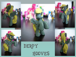 Custom Blind Bag - Derpy Hooves by Scarletts-Fever