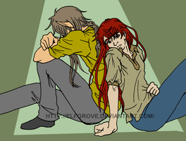 G+S: Here For You by elfgrove