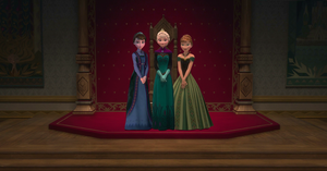 The Three Queens by TeleVue