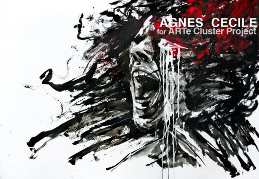 The pain of cluster headache by agnes-cecile
